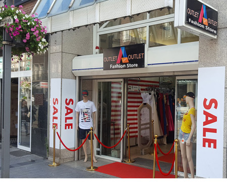7370dbe97923 A-Outlet | Fashion Store Neuss